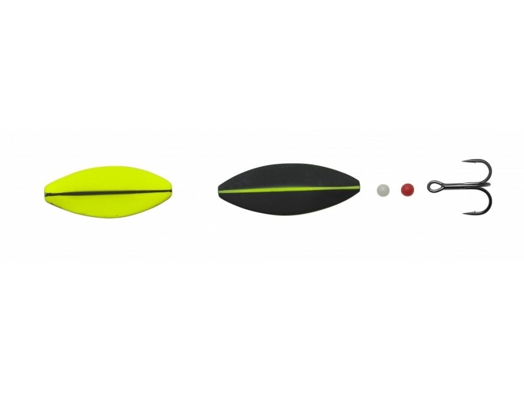 Hansen SD SNAPSHOT 4CM 5,3G UV YELLOW/BLACK
