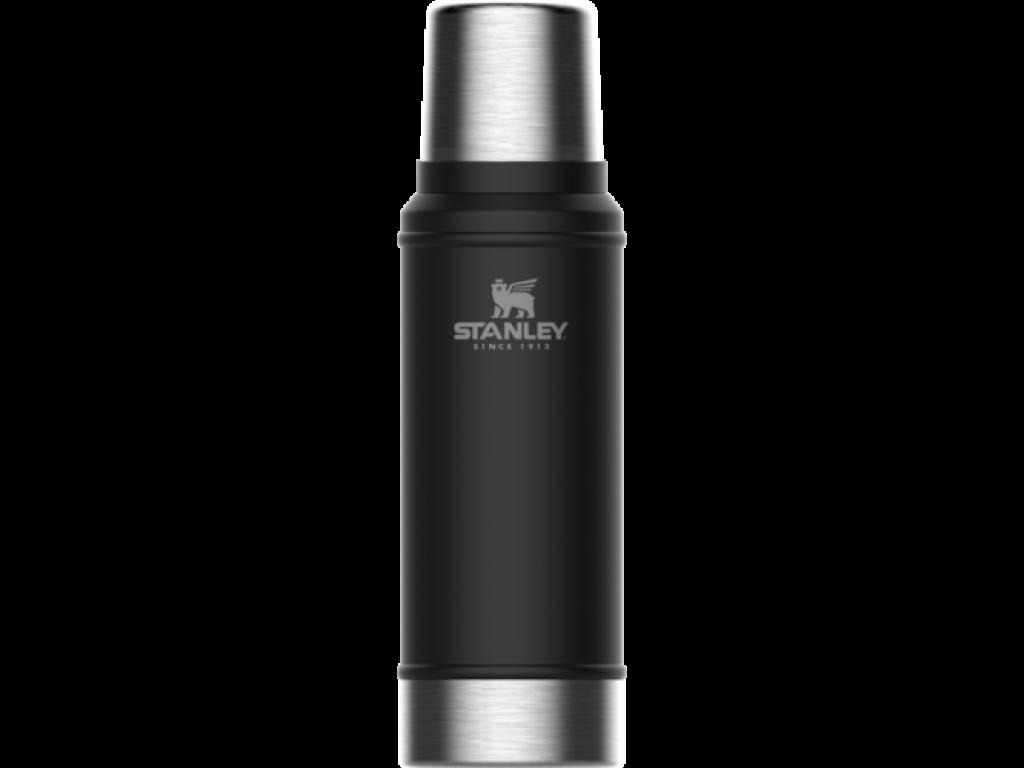 STANLEY CLASSIC BOTTLE VACUUM BOTTLE 0,75L BLACK