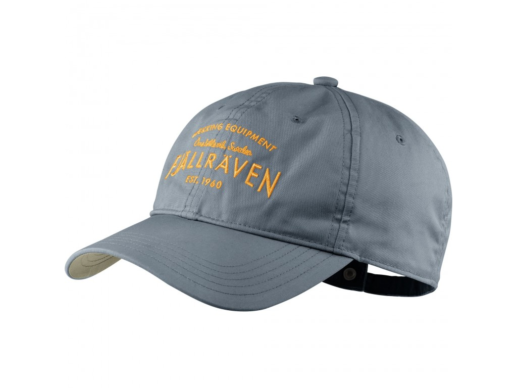 FJÄLLRÄVEN EST 1960 CAP CLAY BLUE