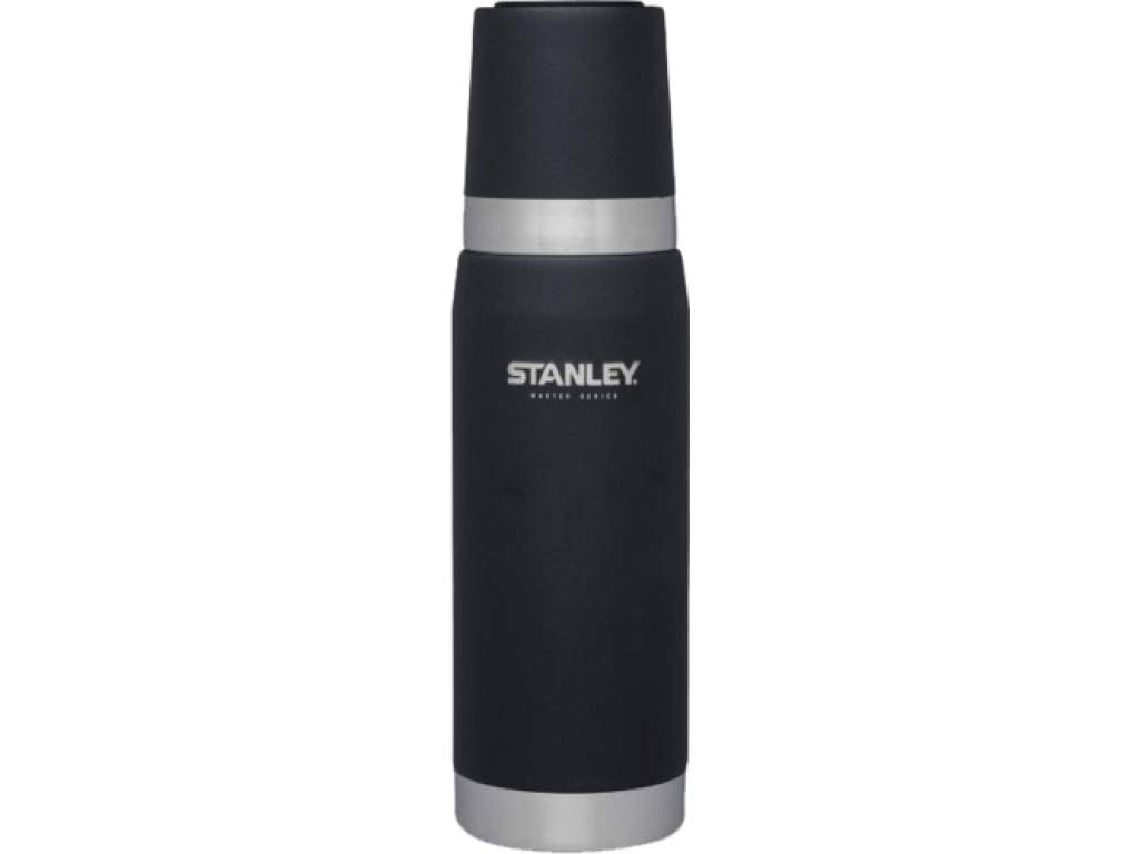 STANLEY MASTER VACUUM BOTTLE 0,7L BLACK