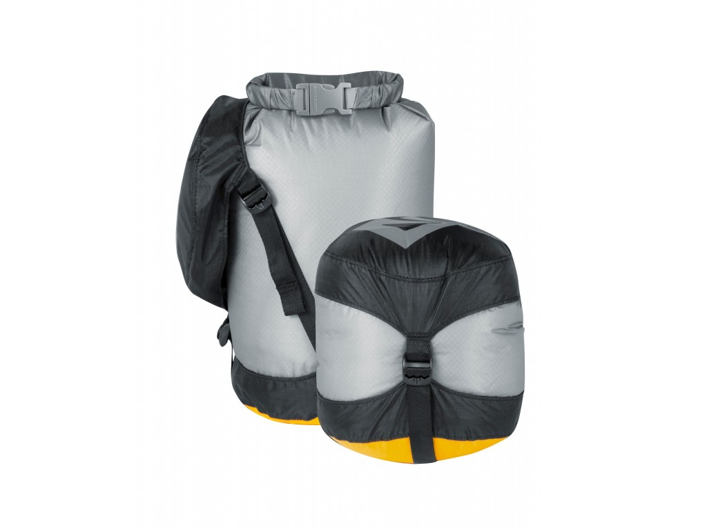 SEA TO SUMMIT ULTRA-SIL EVENT DRY COMP SACK XS GREY