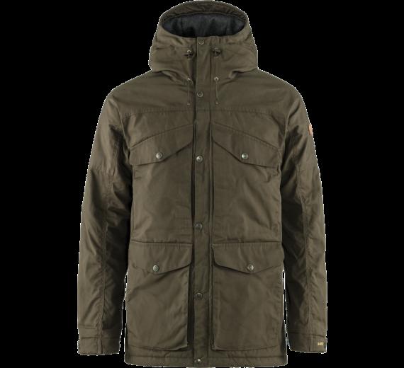 Fjällräven Vidda Pro Wool Padded Jacket, Men, Dark Olive