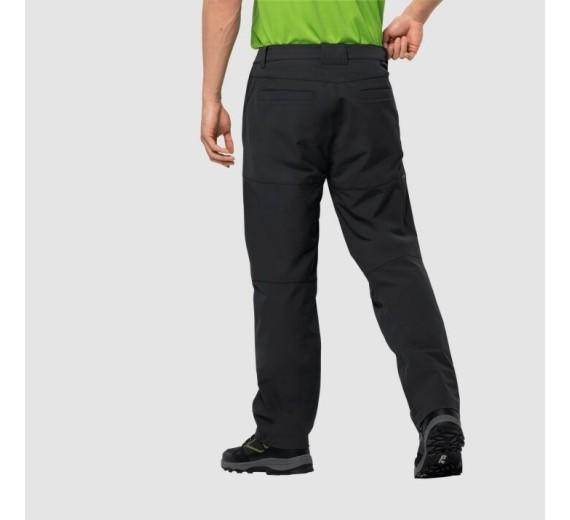 Jack Wolfskin Chilly Track XT Pants, M, black-02