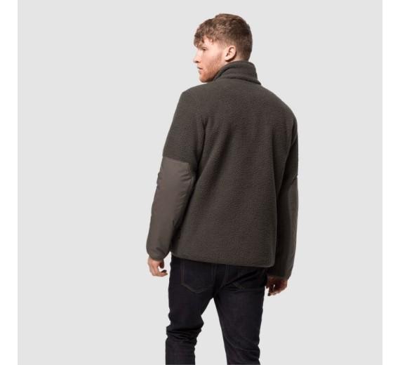 Jack Wolfskin Kingsway Jacket, M, brownstone-01