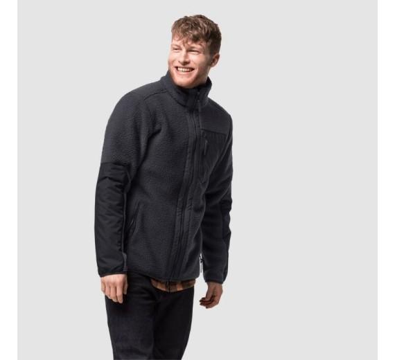 Jack Wolfskin Kingsway Jacket, M, phantom-03