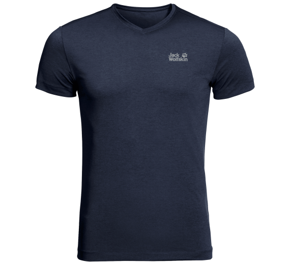 Jack Wolfskin JWP TM T-shirt Men, night blue