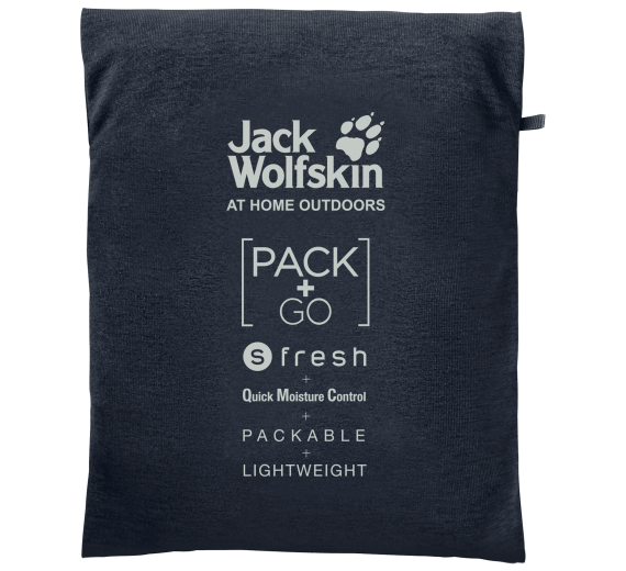 Jack Wolfskin JWP TM T-shirt Men, night blue-01