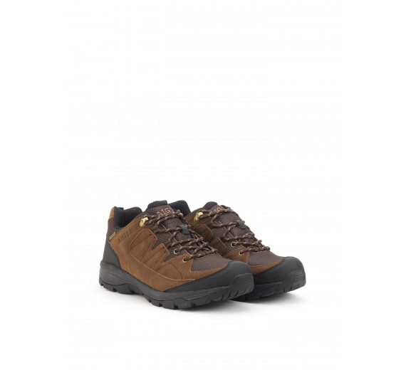 Aigle VEDUR LOW MTD DARK BROWN