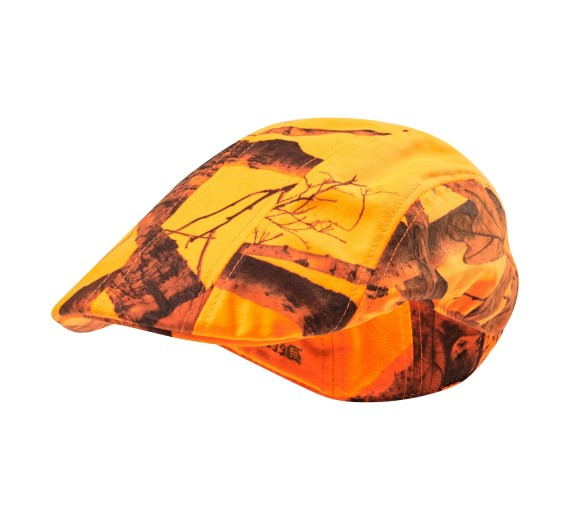 Deerhunter Flatcap Realtree Edge Orange