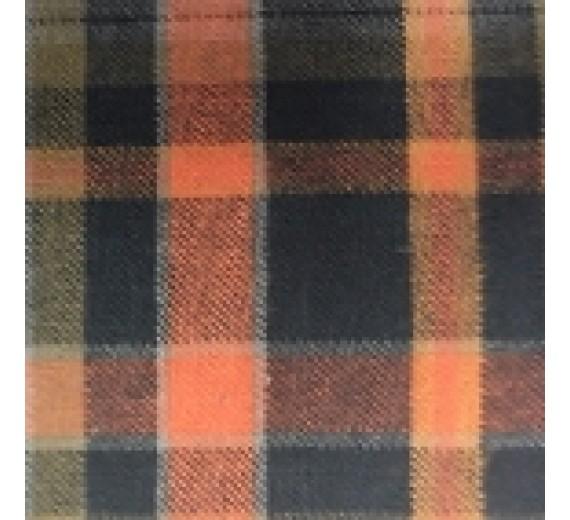 Deerhunter MARVIN SKJORTE Orange Check-01