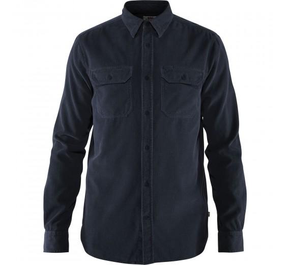 Fjällräven Övik Cord Shirt M Dark Navy