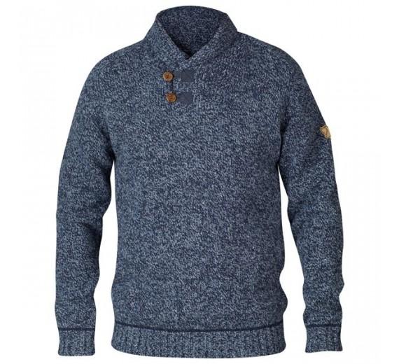 Fjällräven Lada Sweater men Dark navy
