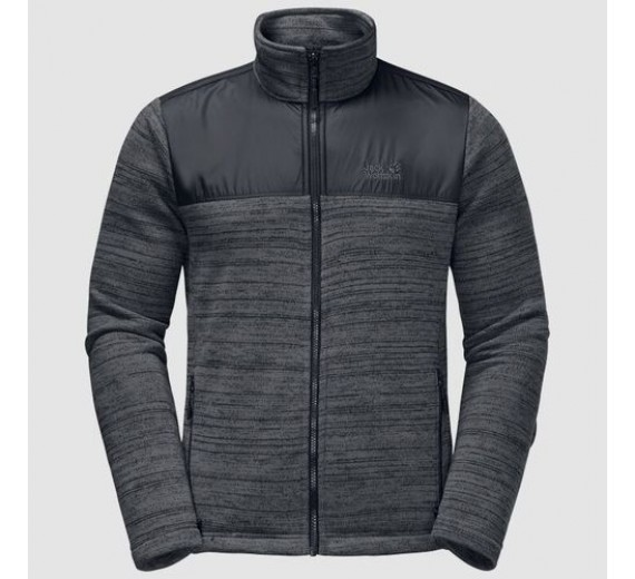 JACK WOLFSKIN AQUILA JACKET MEN DARK IRON