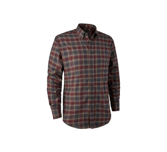 Deerhunter CALVIN SKJORTE M.STRETCH RED CHECKED