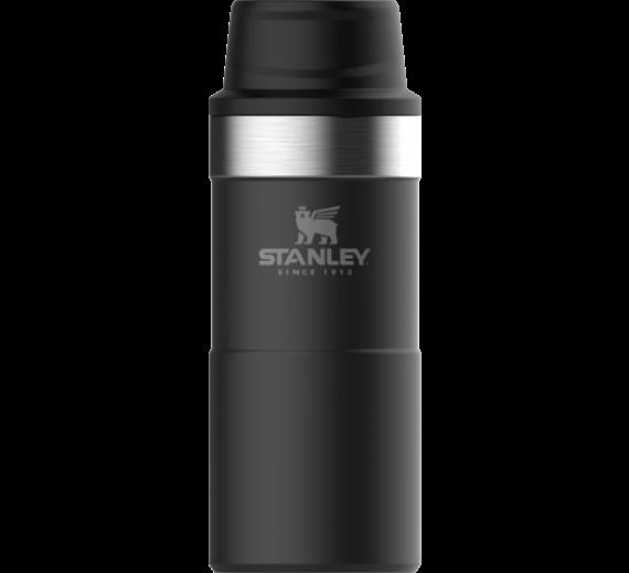 STANLEY CLASSIC ONE HAND VACUUM MUG ,35L BLACK