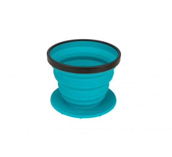 Sea to Summit X-BREW COFFEE DRIPPER blue