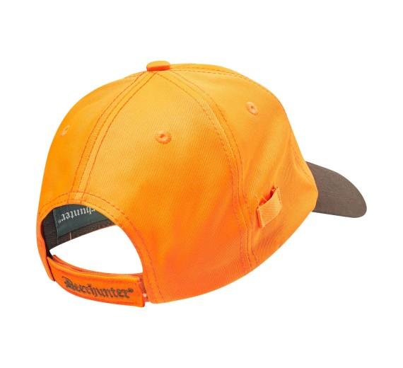 Deerhunter Bavaria kasket orange-01