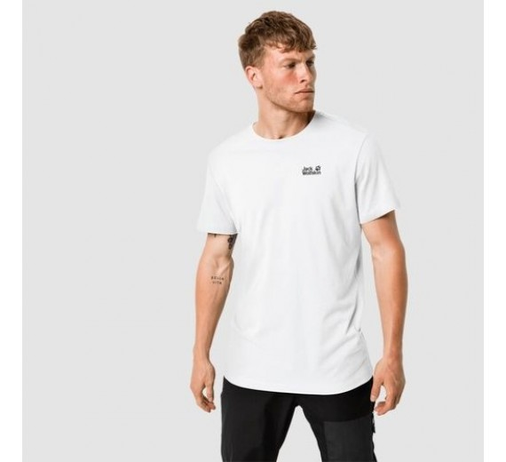 JACK WOLFSKIN ESSENTIAL T MEN WHITE RUSH-03