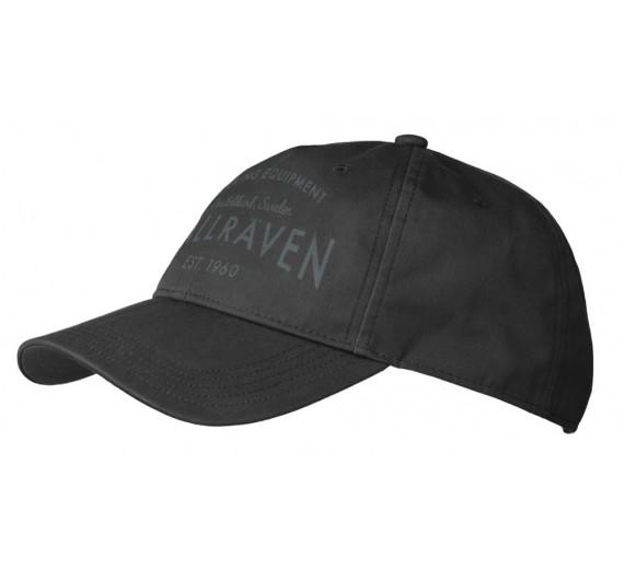 FJÄLLRÄVEN EST 1960 CAP BLACK