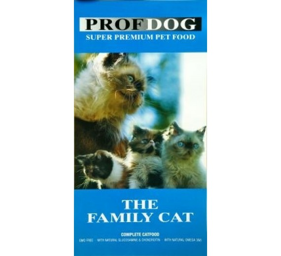 PROFDOG CAT SUPER PREMIUM 10KG