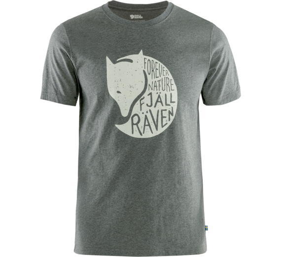 Fjällräven Forever Nature T-shirt M, stone grey
