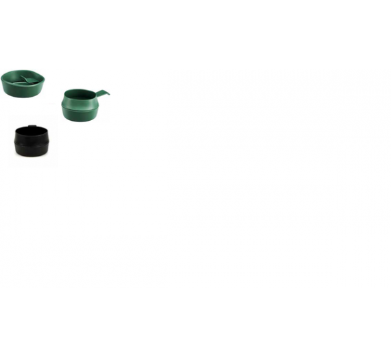 FOLDEKOOP 2 DL. SORT