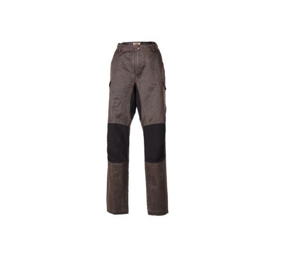 VikinX FRO PANTS FAKE SKIN brown