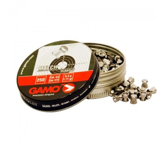 GAMO MATCH 4,5 MM 500 STK
