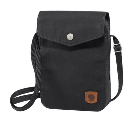 FJÄLLRÄVEN GREENLAND POCKET BLACK
