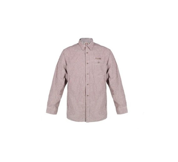 VikinX HARALD 19 SHIRT brown check