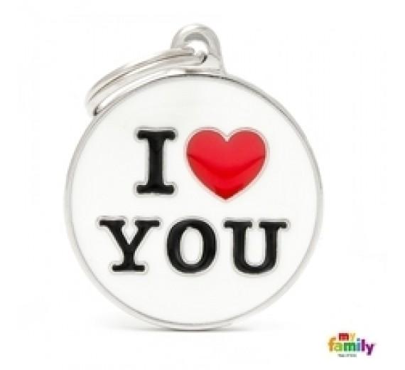 My Fanily I LOVE YOU