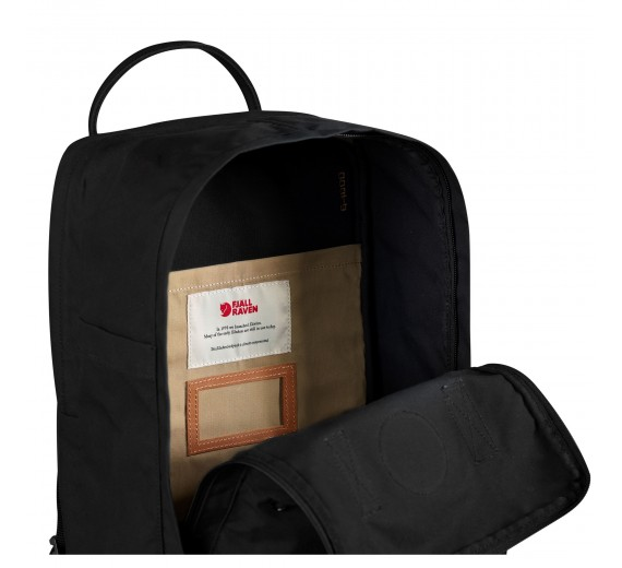 "FJÄLLRÄVEN KÅNKEN NO. 2 LAPTOP 15"" BLACK-01"