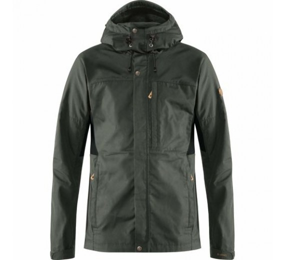 FJÄLLRÄVEN KAIPAK JACKET M DARK GREY/BLACK