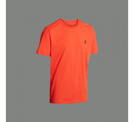 Northern Hunting Karl T-shirts Orange
