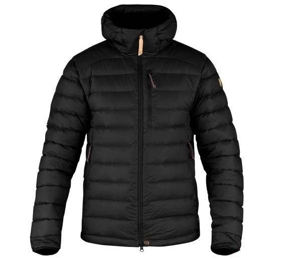 FJÄLLRÄVEN TOURING DOWN JACKET BLACK