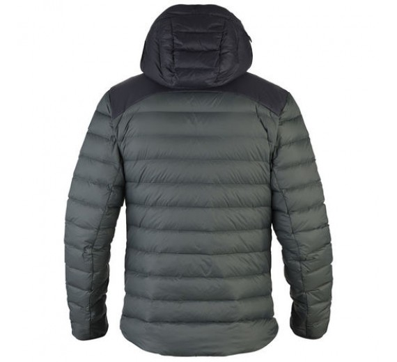 FJÄLLRÄVEN TOURING DOWN JACKET STONE/GREY BLACK-01