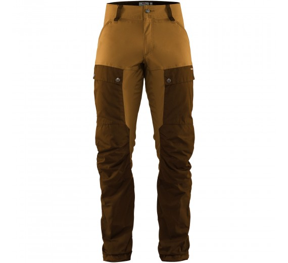 FJÄLLRÄVEN KEB TROUSERS M REGULAR CHESTNUT ACORN
