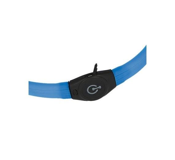 Kerbl MAXI SAFE LED Halsbånd Grøn-01