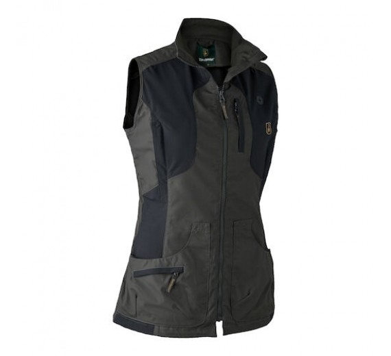 DEERHUNTER LADY ANN VEST BLACK ANN