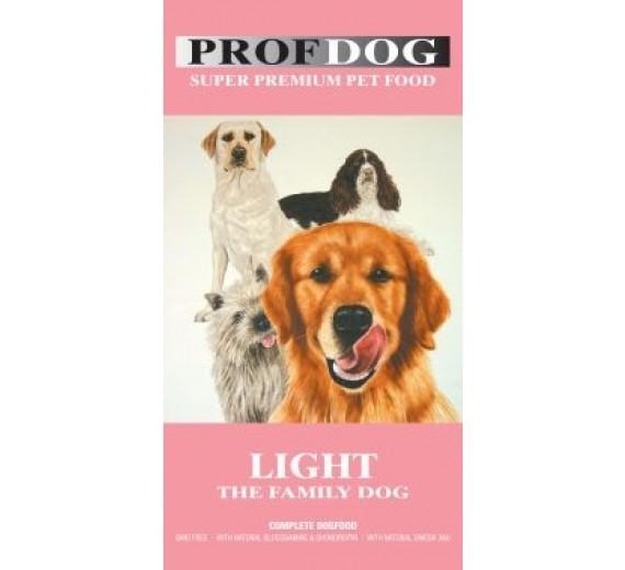 PROF. DOG ADULT LIGHT 12KG