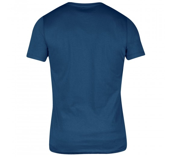FJÄLLRÄVEN LOGO T-SHIRT M UNCLE BLUE-01