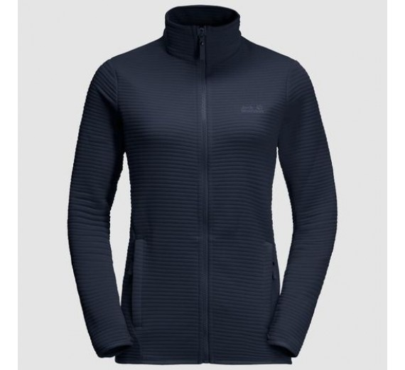 JACK WOLFSKIN MODESTO JACKET W MIDNIGHT BLUE