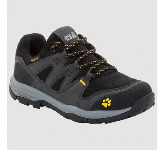 JACK WOLFSKIN MTN ATTACK 3 TEXAPORE LO YELLOW