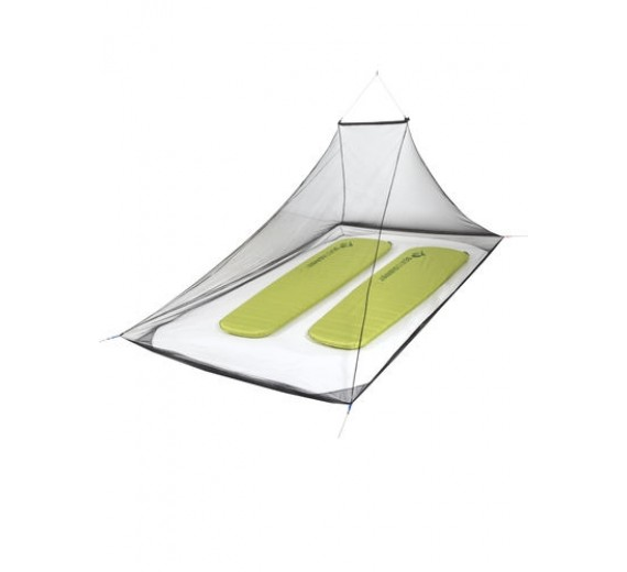 SEA 2 SUMMIT NANO MOSQUITO PYRAMID NET DOUBLE GREY