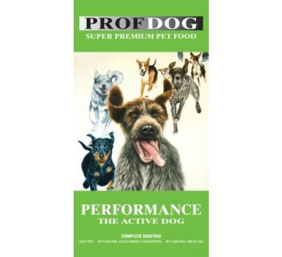 PROF. DOG PERFORMANCE 12KG