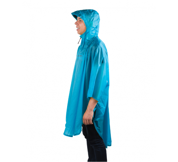 Sea To Summit ULTRA-SIL 15D PONCHO blue-01