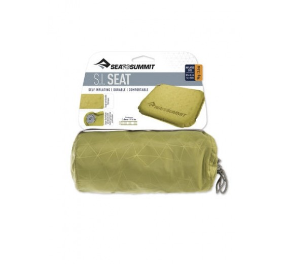 SEA 2 SUMMIT SELF INFLATING DELTA V SEAT OLIVE-01