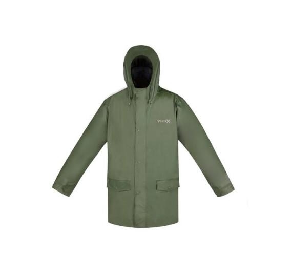 VikinX SINDRI RAIN JACKET green