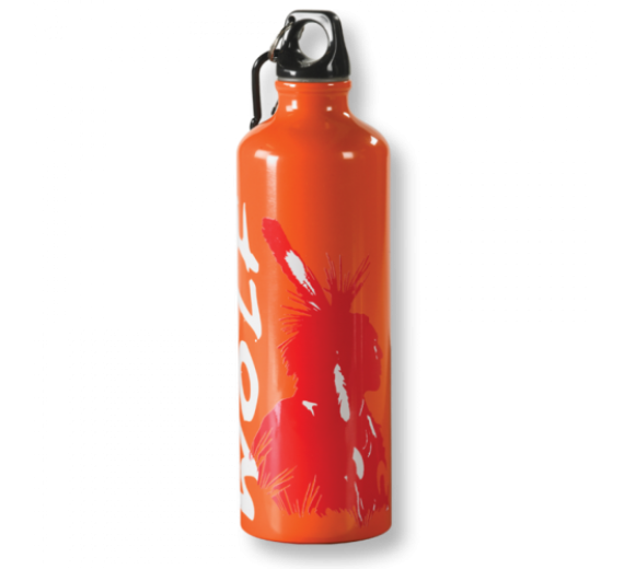 WOLFCAMPER STAINLESS STEEL BOTTLE