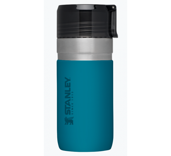 STANLEY VACUUM INSULATED WATER BOTTLE .47L LAKE BLUE
